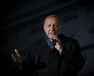 İpek Açar'dan Başkan Erdoğan'a övgü dolu sözler