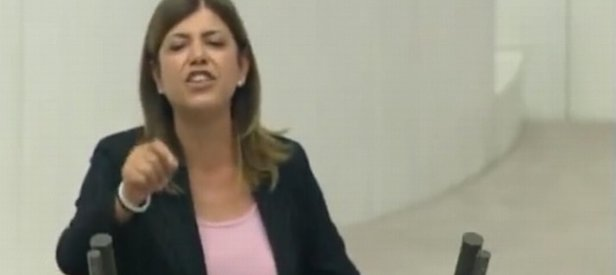 HDP'li Meral Danış Beştaş bebek katillerini bu sözlerle savundu