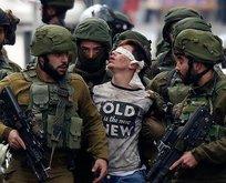 Yaralanan Filistinli say��sı 231'e yükseldi