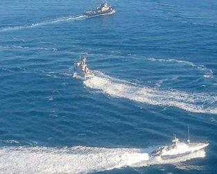 Rusya, Kuzey Kore'ye ait gemiye el koydu