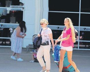 Antalya'yı çok seviyo'rus'