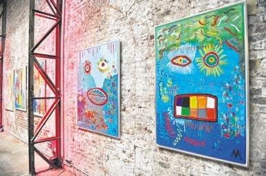 Image result for 7 yaşındaki Mikail Akar, sanat camiasında 'Minik Picasso' olarak nam saldı