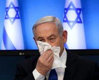 Netanyahu'ya koronavirüs korkusu sardı