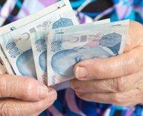 Emekliye yeni maaş