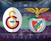 Galatasaray - Benfica maçı hangi kanalda?