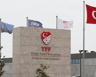 TFF'den flaş görüşme açıklaması