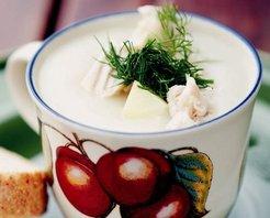 Sütlü Balık Çorbası Tarifi