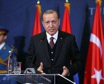 Erdoğan'dan Novi Pazarlılar'a birlik çağrısı