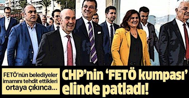 İmamoğlu ve Çerçioğlu'nun FETÖ kumpası takipsizlik!