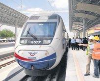 Hızlı tren ile Halkalı-Kapıkule