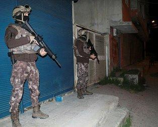 Adana merkezli dev operasyon: 146 gözaltı kararı
