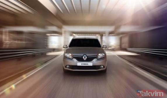 İşte 2018 model en çok tutulan ve en ucuz sıfır araç modelleri ve fiyatları nedir?