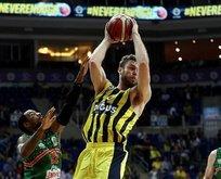 Fenerbahçe, Banviti uzatmalarda geçti