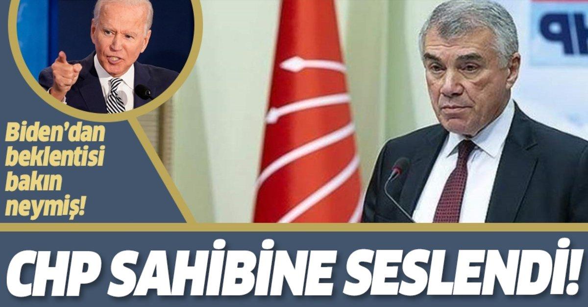 CHP'li Ünal Çeviköz'den skandal açıklama: Biden'dan beklentimiz demokrasi ve özgürlük vurgusu - Takvim