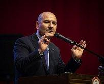 Bakan Soylu'dan Cumhuriyet gazetesine yanıt