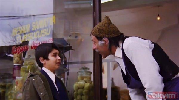 Yeşilçam'ın efsane filmi Kapıcılar Kralı'ndaki Seyyid'in oğlu İbram'ın bir de şimdiki haline bakın!
