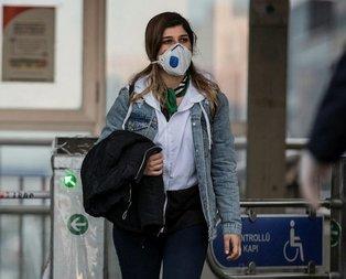 Toplu taşımada maskeli dönem