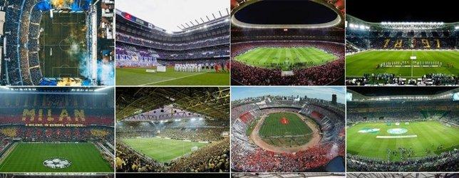 Dünyanın en iyi stadyumları açıklandı! Türkiyeden tek stat...
