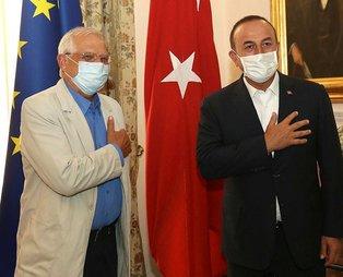 Dışişleri Bakanı Mevlüt Çavuşoğlu: Türkiye, Doğu Akdeniz'deki çıkarlarını sonsuza kadar korumaya devam edecek