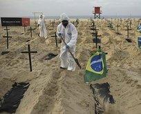 Brezilya kabusu yaşıyor!