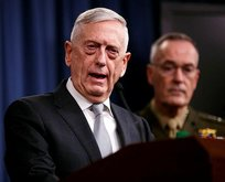 Suriye'deki saldırıya ilişkin Pentagon'dan ilk açıklama