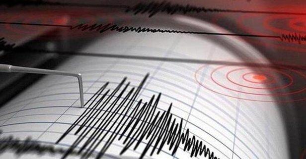 Erzurum'da korkutan deprem!