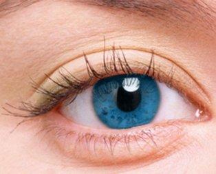 Sinüzit gözü vurabilir