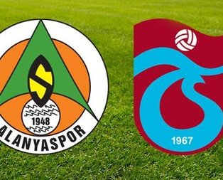Alanyaspor-Trabzonspor I Canlı Anlatım