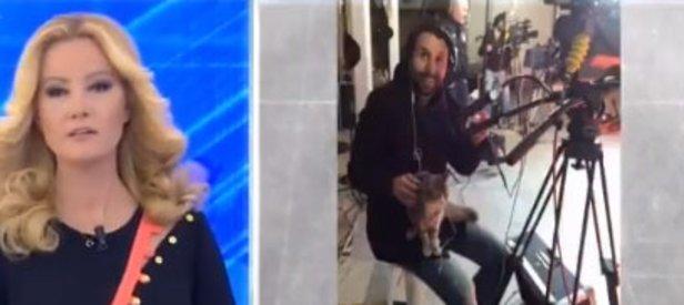 Müge Anlı canlı yayında üzücü haberi paylaştı! Kameraman Ercan Akbıyık hayatını kaybetti!