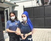 Eşini sırtından bıçaklayan kadın: İsteyerek yapmadım!