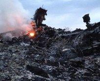 Düşürülen uçağı Rus füzesi vurmuş!