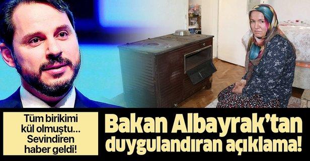 Bakan Albayrak açıkladı: Mağduriyeti giderildi