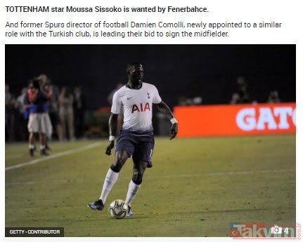 Fenerbahçede Josef de Souza yerine Moussa Sissoko!