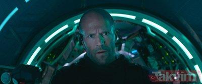 Jason Stathamun oynadığı  Meg: Derinlerdeki Dehşet Türkiye'de