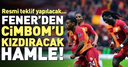 Fenerbahçe'den Gomis bombası