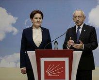 CHP-İYİ Parti arasında 'zoraki' ittifak
