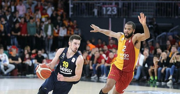 Galatasaray derbide fark attı!