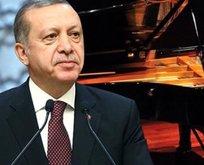 Başkan Erdoğan, Fazıl Say'ın konserine gidiyor