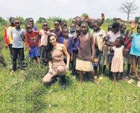 Uganda'da iyilik tablosu