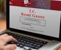 Kritik kanuna ilişkin karar Resmi Gazete'de!