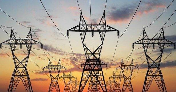 Elektriğin yüzde 30.43'ü yerli kaynaktan