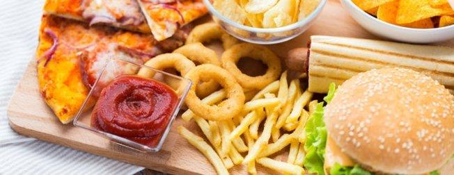 İşte en sağlıksız 30 besin