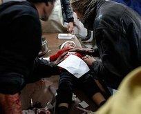 Katil Esad, Doğu Gutaya saldırdı: 17 sivil öldü