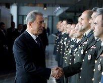 Akar'dan NATO'da terörle mücadele mesajı