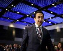 Interpol Başkanı Meng istifa etti!