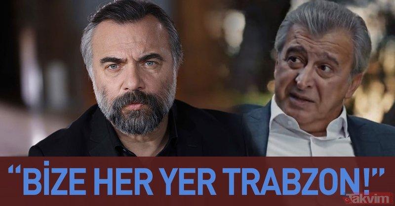 Eşkıya Dünyaya Hükümdar Olmaz'ın yıldızından Trabzonspor'a gönderme! İşte EDHO oyuncularının tuttuğu takımlar!