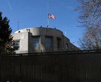 ABD Büyükelçiliğinin bulunduğu caddenin adı Zeytin Dalı oluyor