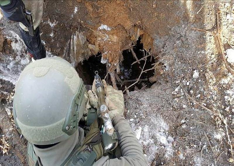 Bitliste terör örgütü PKKya ağır darbe