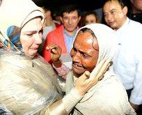 Emine Erdoğan Bangladeşe gidiyor