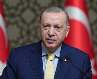 Başkan Erdoğan'dan Yükseköğretim paylaşımı
